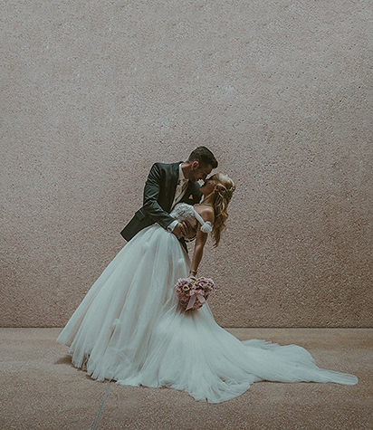 Hochzeitsfotos von Studio-54 in Trier