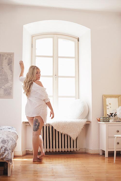 Boudoir Fotografie: einfach Frau sein