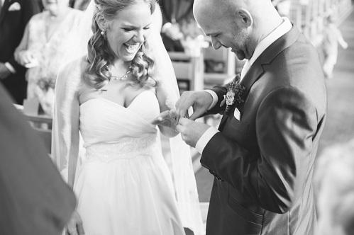 Hochzeits Foto : die Zeremonie
