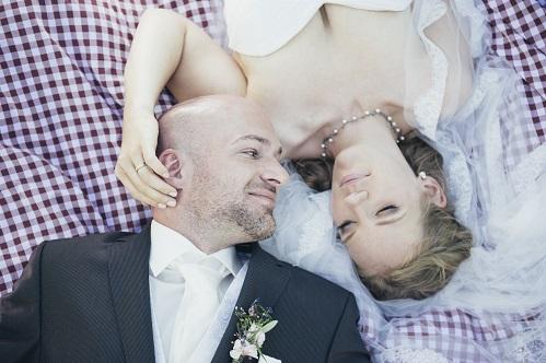 Professionelle Hochzeits-Portraits