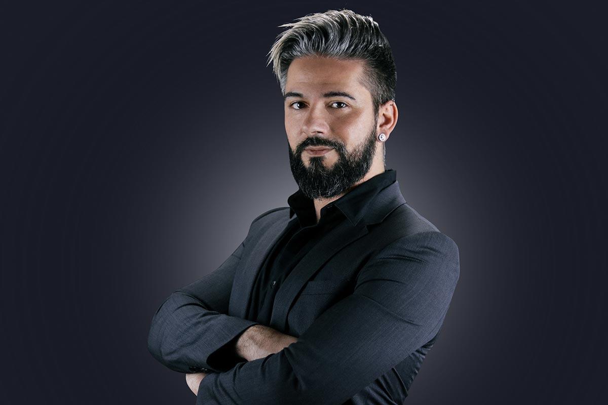 Maxime Thiebaut der Media Berater von Studio-54